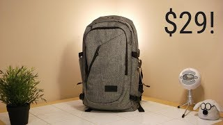 Best Backpack for Back to School Tech 2017! - Mancro Laptop Backpack