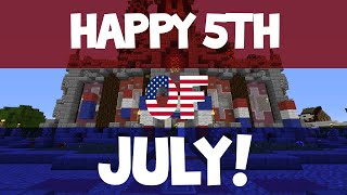 Happy 5th of July!