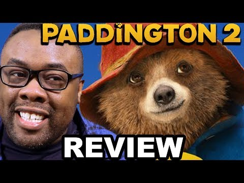 PADDINGTON / PADDINGTON 2 - Movie Review (Black Nerd)