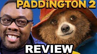PADDINGTON / PADDINGTON 2 - Movie Review (Black Nerd)