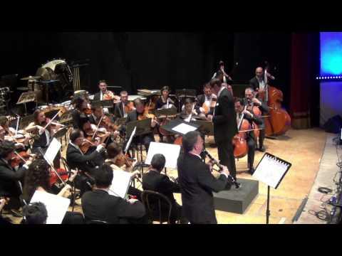 L. Presicci: Sentimental per clarinetto e archi