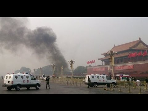 China executes eight on terrorism charges, including Tiananmen attackers