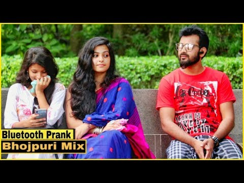 Bluetooth Prank - Proposing Cute Girl's - Bhojpuri Mix#3 - Pranks In India| By TCI