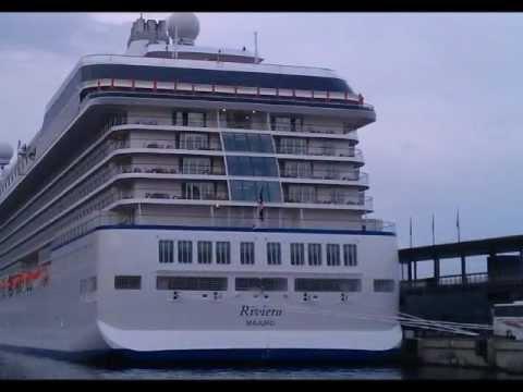 MS Riviera On MonteCarlo  Oceania Cruise  YouTube