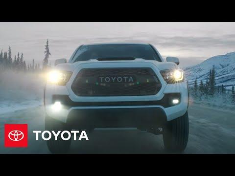 2017 Tacoma TRD Pro: Arctic Challenge | Toyota