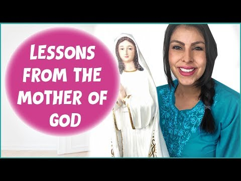 Lively Faith || Ten Virtues of Mary Collab