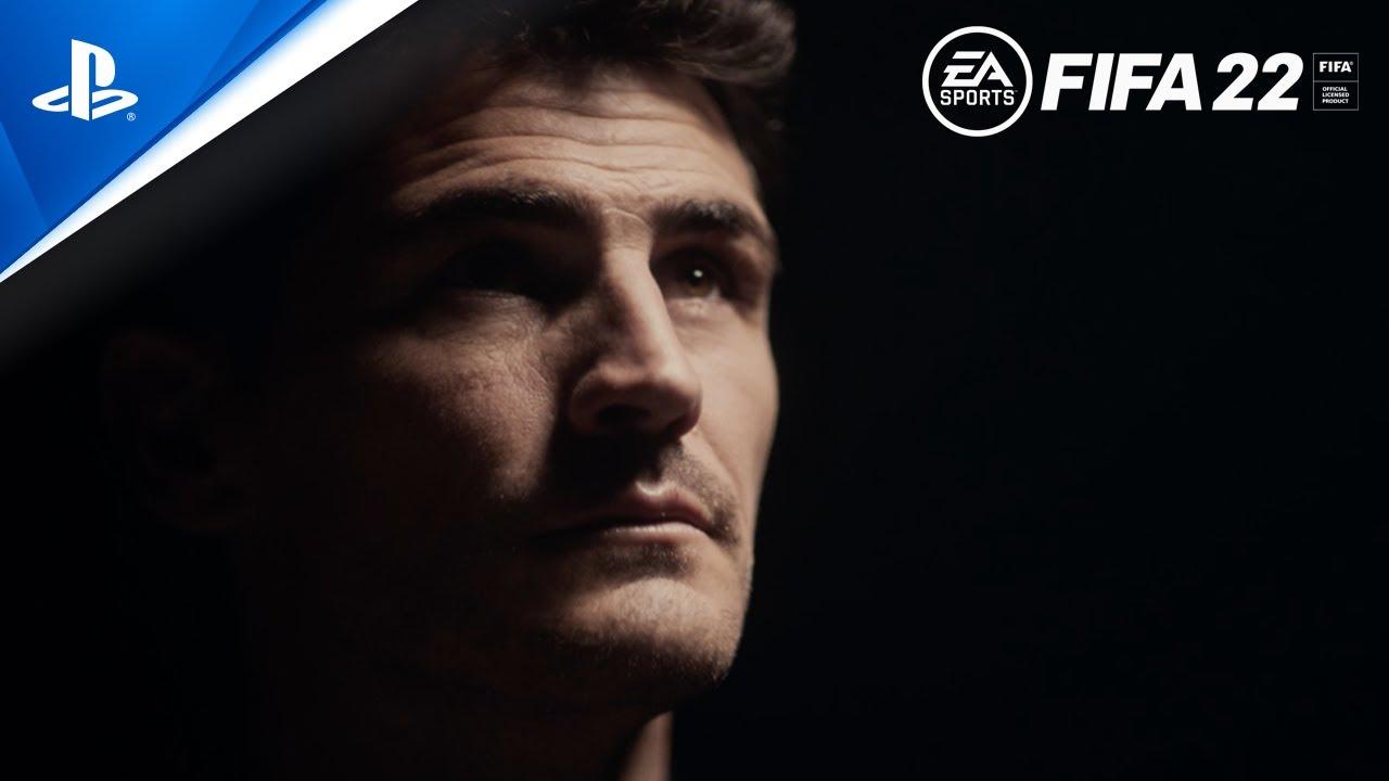 FIFA 22 - Experimenta la tecnología HYPERMOTION | PlayStation España