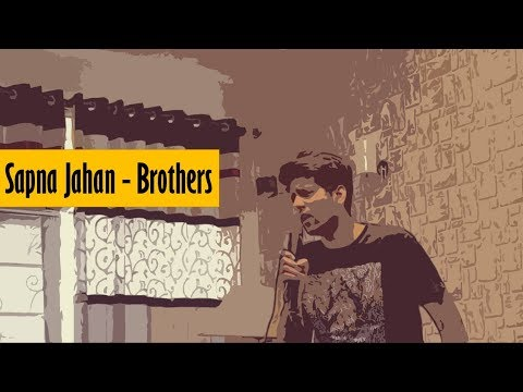 Sapna Jahan on Karaoke - Brothers