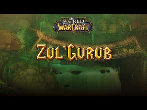 Mount Farming // Zul'Gurub // Corrida #1 // World of Warcraft