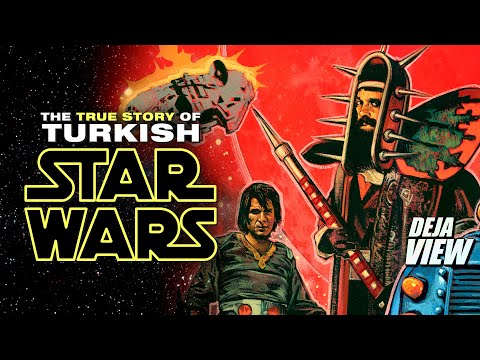 The Amazing True Story of Turkish Star Wars - Deja View