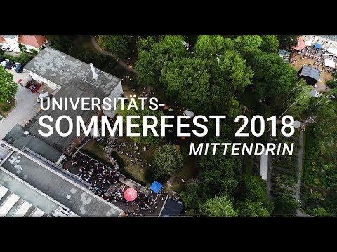 Sommerfest der Uni Jena 2018
