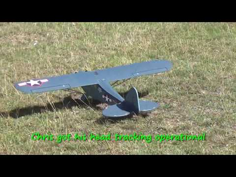 Radio controlled aircraft flying Tasmania & Bixler 3, dji phantom, fy-41ap