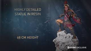Assassin S Creed Odyssey The Alexios Legendary Figurine