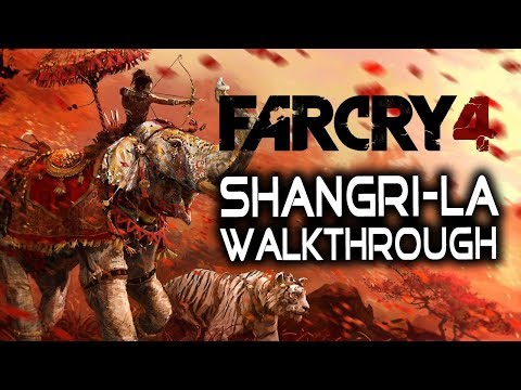 Far Cry 4 - All Shangri-La Missions - Full Walkthrough | No Commentary