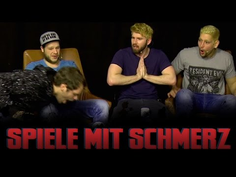 Spiele mit Schmerz #006 | Videoball, Super Pole Riders 2 Spieler: 1 Conroller, Mount Your Friends