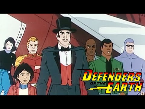 Defenders Of The Earth Features: The Book Of Mysteries