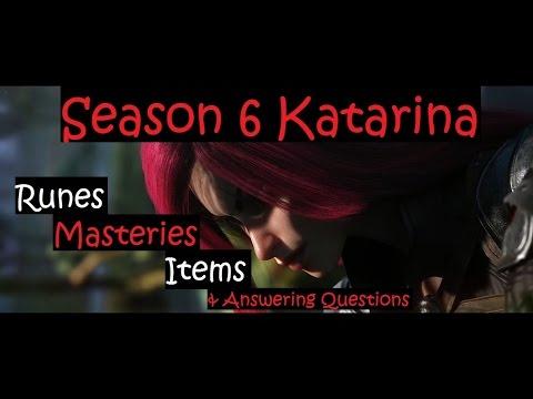 Lol patch 5 23 masteries katarina