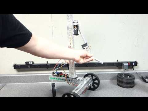 Odroid C1 WebRTC Robot - YouTube