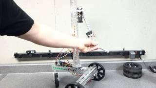 Odroid C1 WebRTC Robot