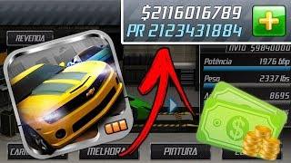 how to hack drag racing (unlimited money and coins) no root