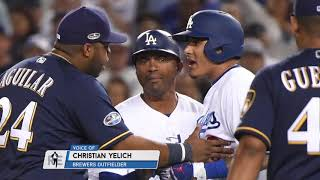 The Voice of REason: Was Aguilar as Much at Fault as Machado? | The Rich Eisen Show | 10/17/18