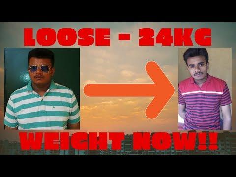 WEIGHT LOSS ||FITNESS TUTORIAL || LOOSE 24KG WEIGHT DIET PLAN || INDIAN DIET PLAN || thumbnail