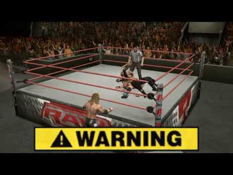 WWE SmackDown vs. RAW 2010 10/26/09 00:27