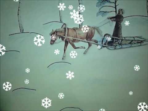 Зима! Крестьянин, торжествуя..  А. С. Пушкин