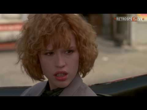 Molly Ringwald As A Randy Jensen (From The Pick-Up Artist) (1987)