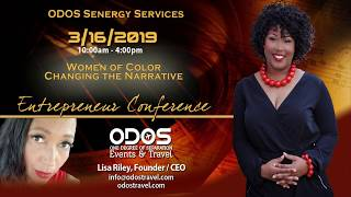 1/7 ODOS - Women of Color Entrepreneur Conference