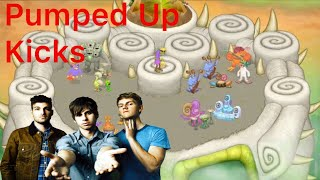 Pumped up kicks [My singing monsters] (Composer island)