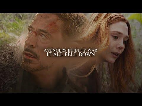 Avengers Infinity War || It All Fell Down