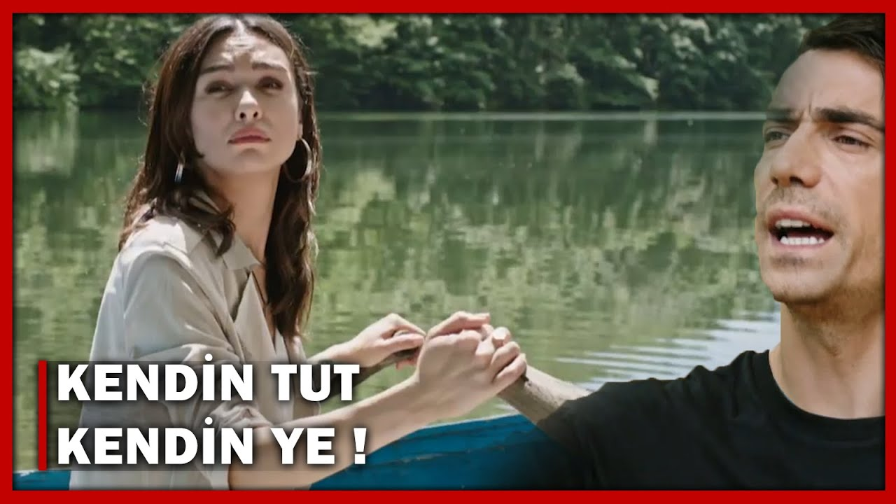 Aslı, Ferhat'a İnat Göle Balık Tutmaya Gidiyor! - Siyah Beyaz Aşk 31.Bölüm
