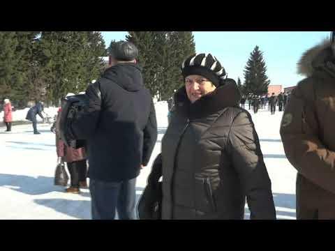 Муромцево 1 марта 2020й год Маеленица!!! №3