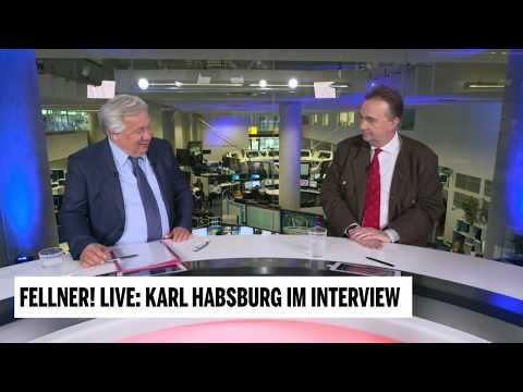 Fellner! Live: Interview mit Karl Habsburg