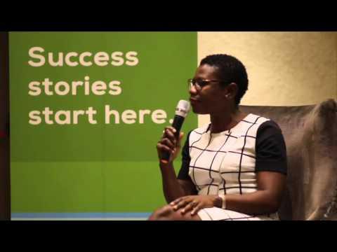 Recipes for Success with Yvonne Aki-Sawyerr