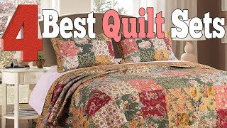 Best Quilts to Buy On Amazon | Best Quilt Sets