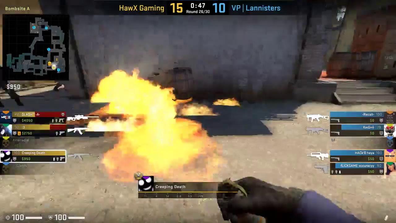 Watch Better than STEWIE2K through SMOKES! CSGO OVERWATCH