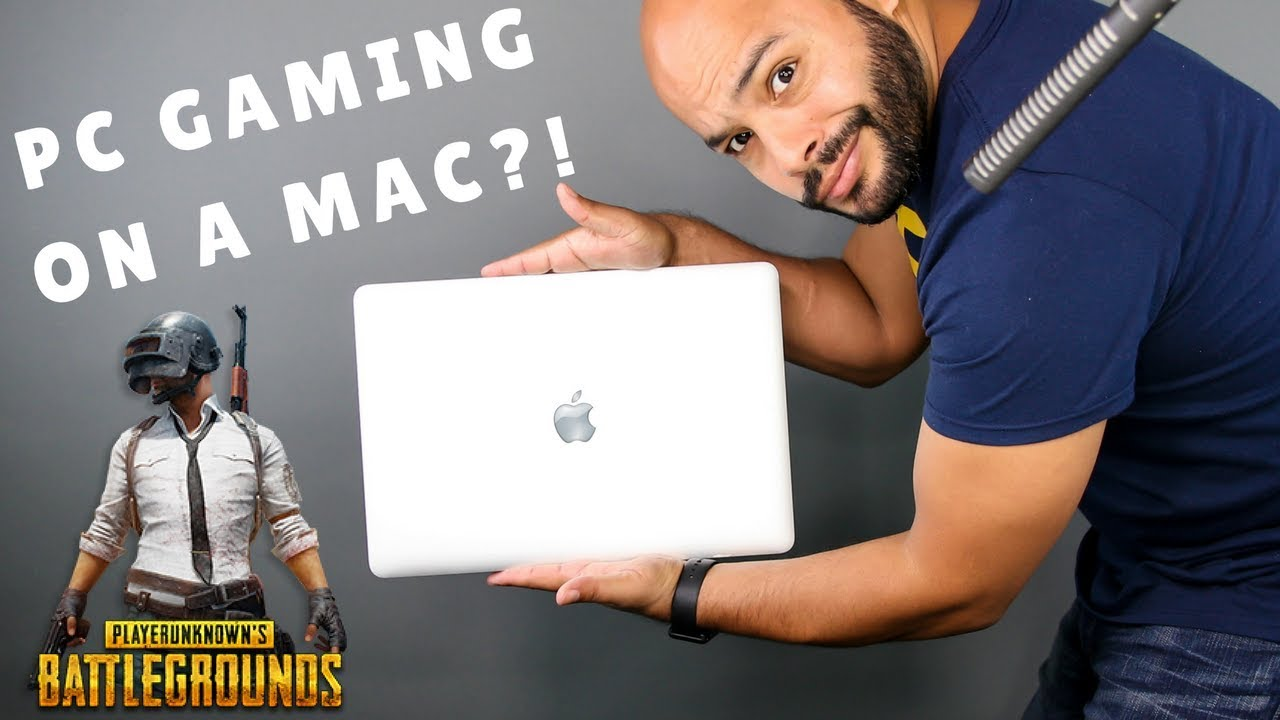 PC GAMING ON A MAC? -- How To Play PUBG on a MAC using Geforce Now