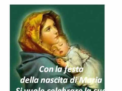 Amato Natività della Beata Vergine Maria - YouTube UN15