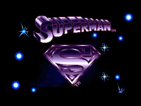 [Eng] Superman - Walkthrough (Sega Genesis) [1080p60][EPX+]