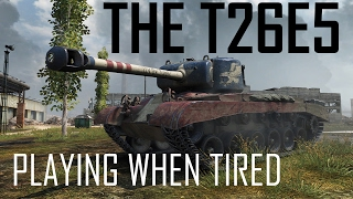 World of Tanks: The Philosophy of Playing When Tired