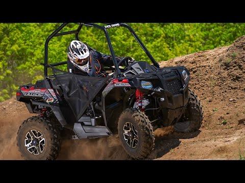 Test Ride 2017 Polaris Sportsman Ace 570 Sp
