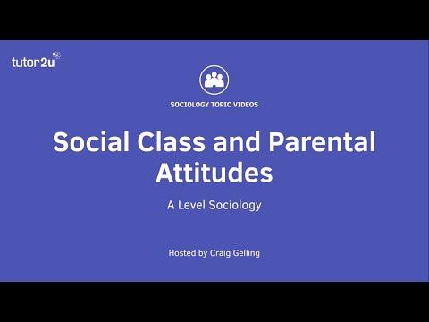 Educational Achievement: Social Class and Parental Attitudes
