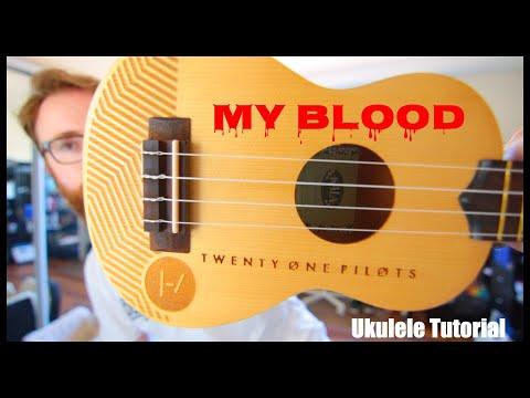 My Blood - Twenty One Pilots (Easy Ukulele Tutorial)