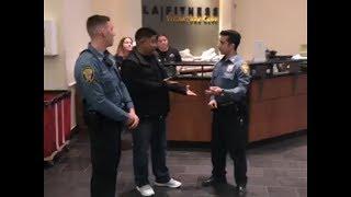 Cops Called At LA Fitness In Secaucus, NJ