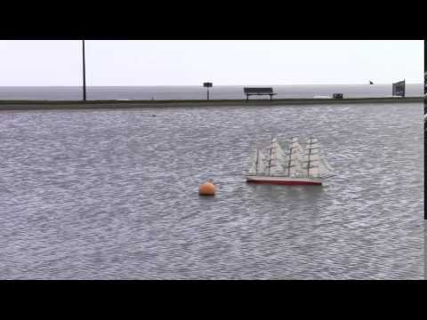 RC Square-riggers, How to sail