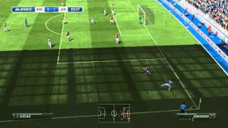 FIFA 13 Demo - Arsenal vs Juventus - Legendary Difficulty
