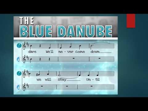 LINK UP Blue Danube PRACTICE HERE