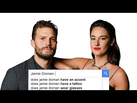 Jamie Dornan & Shailene Woodley Answer the Web's Most Searched Questions | WIRED